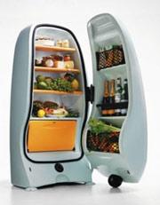 Картинки по запросу необычные дизайны холодильников