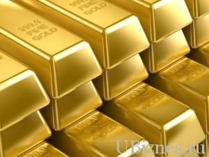 Все золото мира